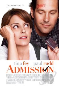 Admission BRAY Cover Art