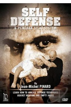 Self Defense & Penchak Silat System DVD Cover Art