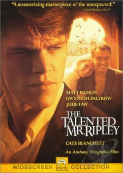 Talented Mr. Ripley DVD Cover Art