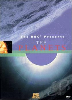 Planets DVD Cover Art
