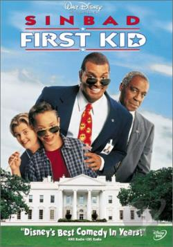 First Kid DVD Cover Art