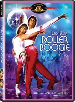 Roller Boogie DVD Cover Art