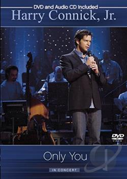Only You:In Concert DVD Cover Art
