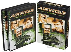 Airwolf - Season 1 DVD Cover Art
