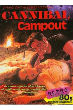 Cannibal Campout DVD Cover Art
