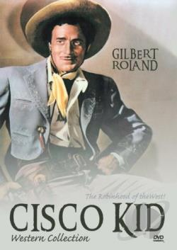 Cisco Kid Western Collection DVD Cover Art