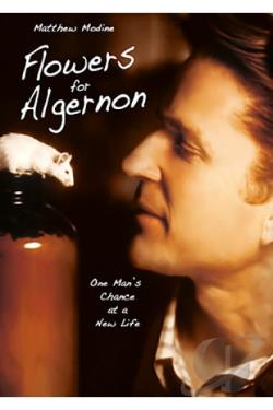 Flowers For Algernon DVD Cover Art