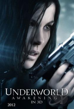 Underworld: Awakening BRAY Cover Art