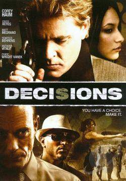 Decisions DVD Cover Art