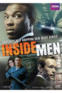 Inside Men: Season One DVD Cover Art