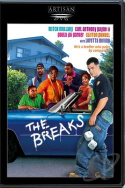 Breaks DVD Cover Art
