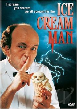 Ice Cream Man DVD Cover Art