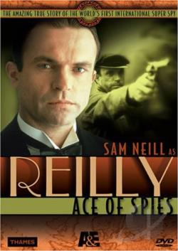 Reilly: Ace of Spies DVD Cover Art