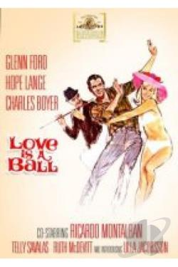Love Is a Ball DVD Cover Art