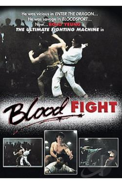 Bloodfight DVD Cover Art