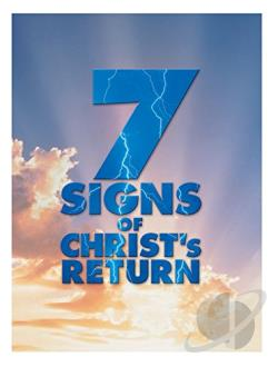 Seven Signs of Christ's Return DVD Cover Art