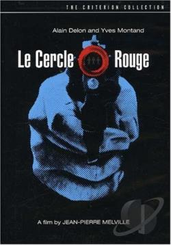 Cercle Rouge DVD Cover Art