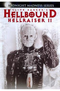 Hellbound: Hellraiser 2 DVD Cover Art