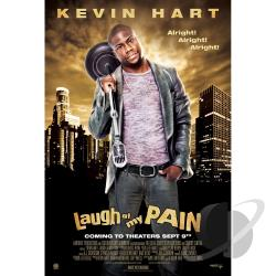 Kevin Hart: Laugh at My Pain DVD Cover Art