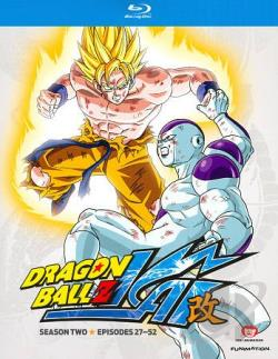DragonBall Z Kai: Season Two BRAY Cover Art