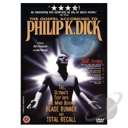 Gospel According to Philip K. Dick DVD Cover Art
