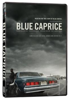 Blue Caprice DVD Cover Art
