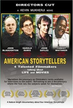 American Storytellers DVD Cover Art