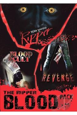 Ripper Blood Pack DVD Cover Art