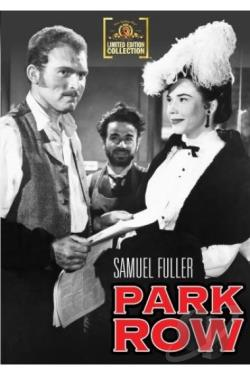 Park Row DVD Cover Art