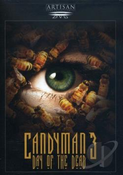 Candyman 3 - Day of the Dead DVD Cover Art