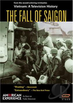 American Experience - Vietnam: The Fall of Saigon DVD Cover Art