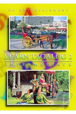 Learn Tagalog: Level 2, Intermediate DVD Cover Art