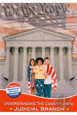 Understanding the Constitution: Judicial Branch DVD Cover Art