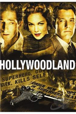 Hollywoodland DVD Cover Art