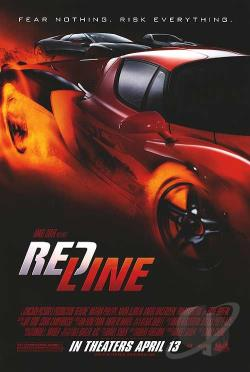 Redline DVD Cover Art