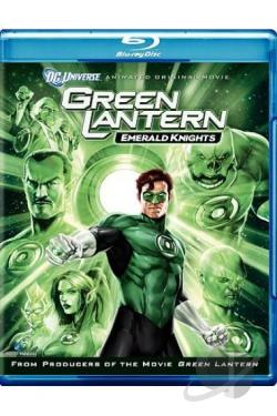 Green Lantern: Emerald Knights BRAY Cover Art
