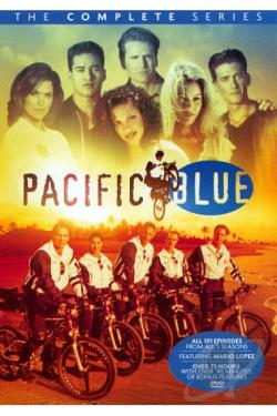 Pacific Blue - The Complete Series DVD Cover Art