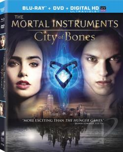 Mortal Instruments: City of Bones BRAY Cover Art
