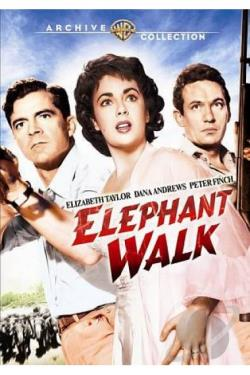 Elephant Walk DVD Cover Art