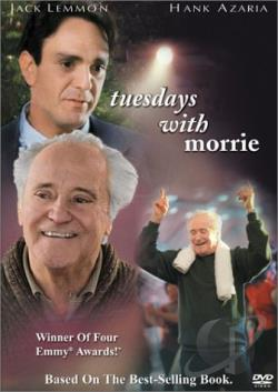 Tuesdays With Morrie DVD Cover Art