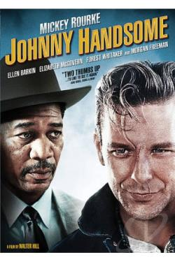 Johnny Handsome DVD Cover Art