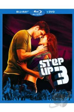 Step Up 3 BRAY Cover Art