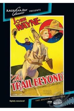 Trail Beyond DVD Cover Art