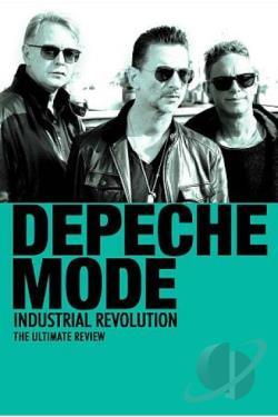 Depeche Mode: Industrial Revolution DVD Cover Art