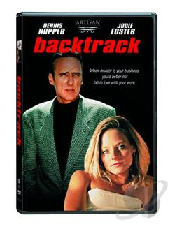 Backtrack DVD Cover Art