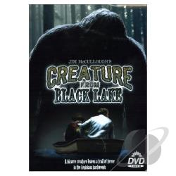 Creature From Black Lake DVD Cover Art