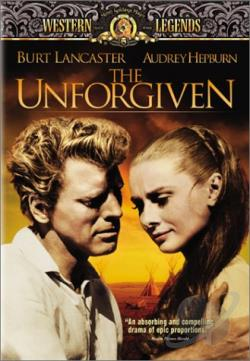Unforgiven DVD Cover Art