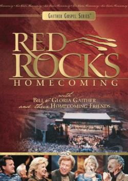 Bill & Gloria Gaither - Red Rocks Homecoming DVD Cover Art