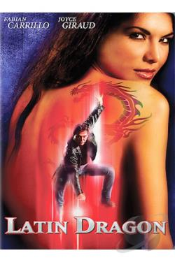 Latin Dragon DVD Cover Art
