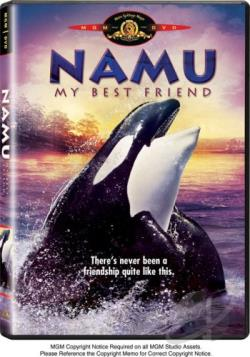 Namu, The Killer Whale DVD Cover Art
